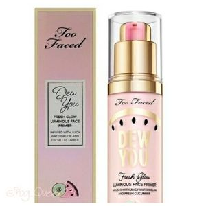 Too Faced Dew You Radiant Caramel Primer Makeup